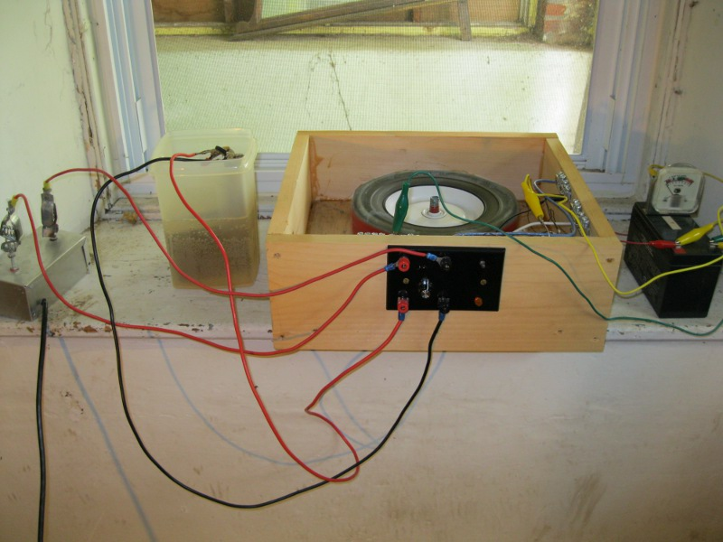 Bedini Radiant Energy Hydrogen Browns Gas Generator - The ...