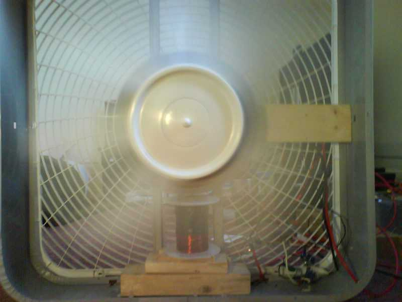 Box Fan SSG
