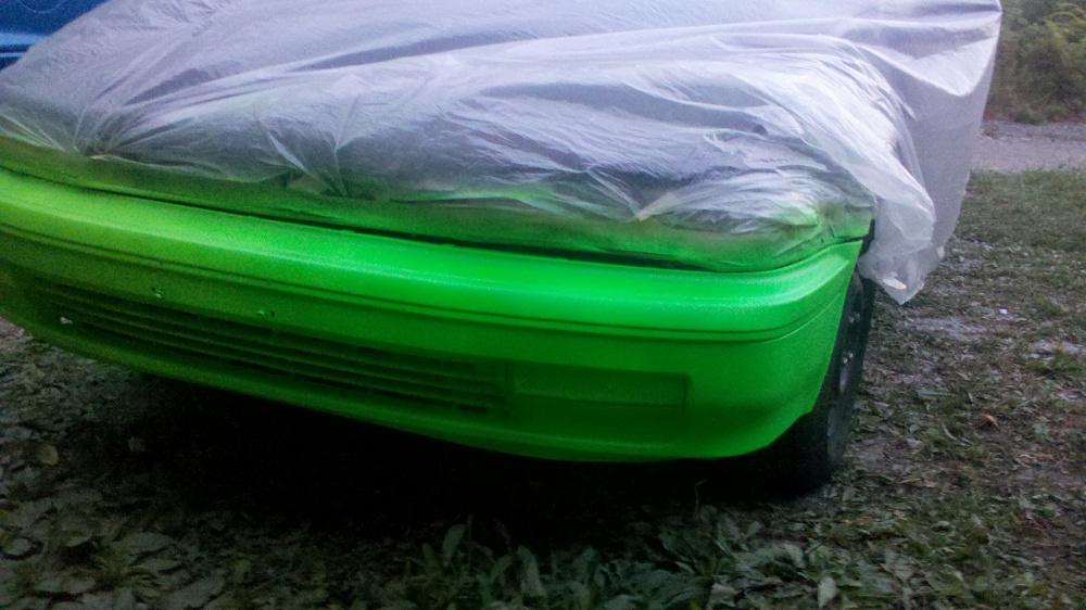 How To Paint A Car Yourself With Spray Paint Cans - The Do It