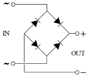Forward Bridge Rectifier