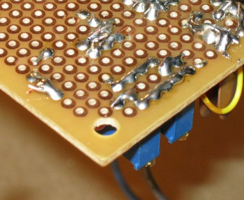 Inspect your solder joints