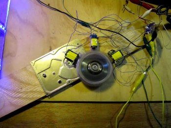 Make a battery desulfator for free