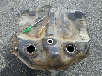 Do It Yourself Gas Tank Replacement